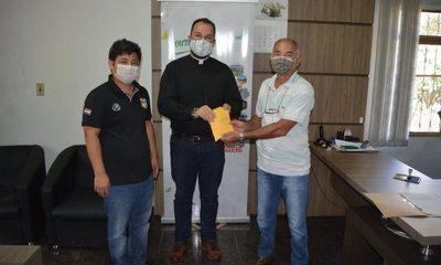 Expo Yguazú transfiere Gs. 15 millones a operativo Oñondivepa