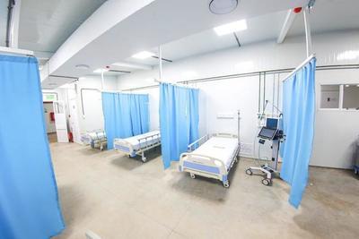 Gobierno inaugura segundo hospital de contingencia en Itauguá para pacientes de Covid-19