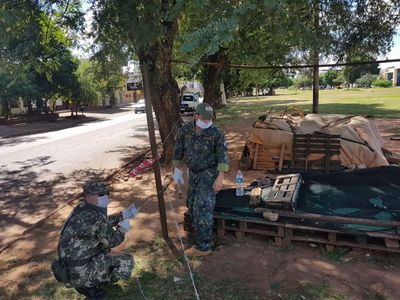 Tras amenaza de gobernador de Amambay, FTC refuerza seguridad de la frontera