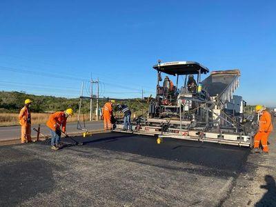 Arranca duplicación de la Ruta PY02 en San José de los Arroyos