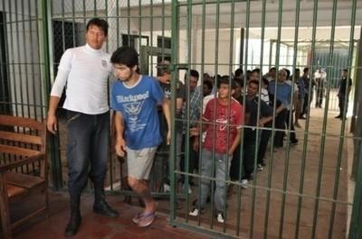Remiten lista de reos al Ministerio de Justicia y solicitan indulto presidencial