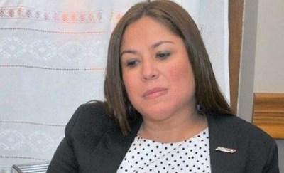 Renunció Patricia Samudio de Petropar