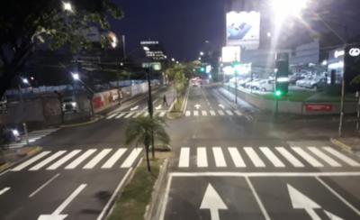 HOY / Continúa la revitalización de las señalizaciones en calles de Asunción
