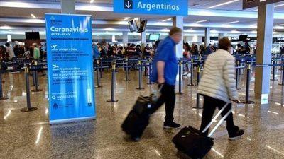 Más de 2.900 argentinos volverán a su país en 17 vuelos especiales