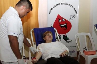 Covid-19: Si salís de casa que sea para donar sangre
