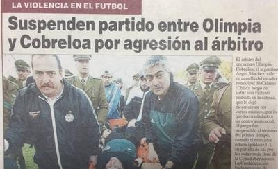HOY / Aquella agresión en Calama en la Copa del 2002