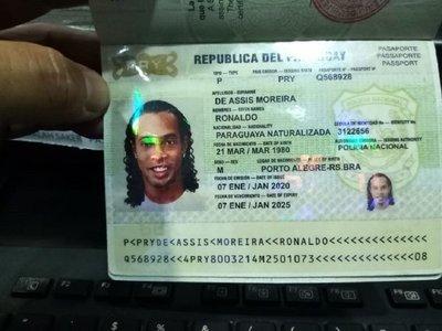 Juez otorga arresto domiciliario para mujer implicada en el caso Ronaldinho