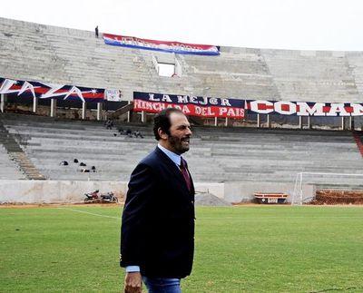 Regis Marques avizora una posible quiebra de Cerro Porteño