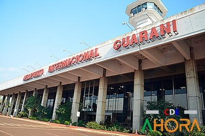 Reactivan ESQUEMA de CONTRABANDO en el aeropuerto GUARANI