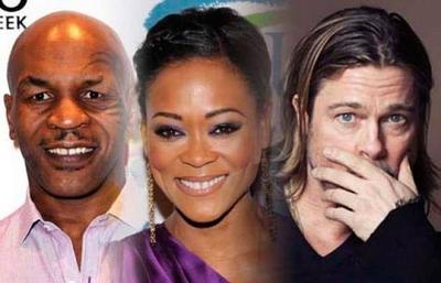 """HOY / El día que Mike Tyson pilló a su esposa con Brad Pitt: """"Él imploró que no le pegue"""""""