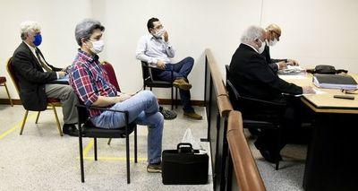 Con la producción de pruebas y sin chicanas siguió juicio oral  a Camilo