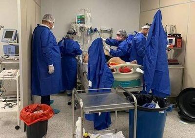 UTI del hospital regional de PJC comienza a operar