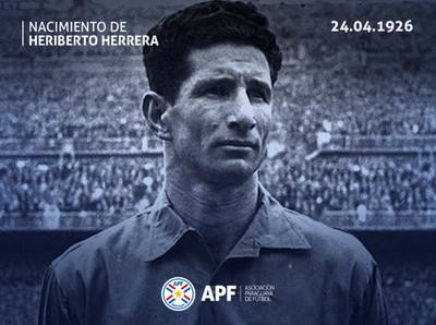 Recordando al gran Heriberto Herrera