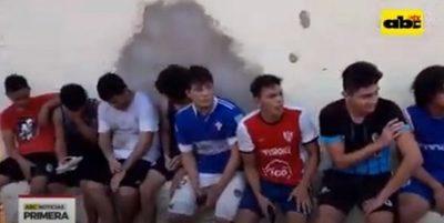 Hallan jugando fútbol a involucrado en caso Ronaldinho