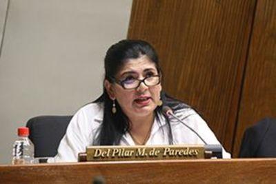 Del Pilar Medina con libertad ambulatoria