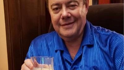 Rodolfo Friedmann dijo que será el próximo presidente del Paraguay