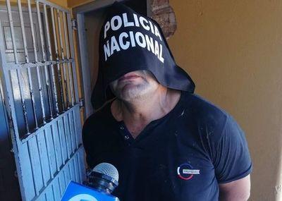 Detienen al supuesto autor de intento de feminicidio en San Ignacio