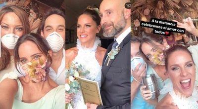Se casaron en plena cuarentena y ahora la Fiscalía los investiga
