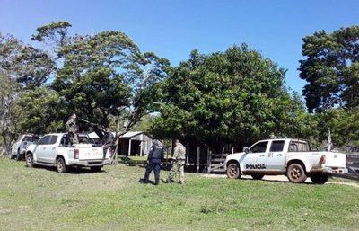 Grupo armado ataca estancia en Concepción