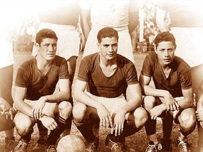 Jara Saguier: La familia más futbolera