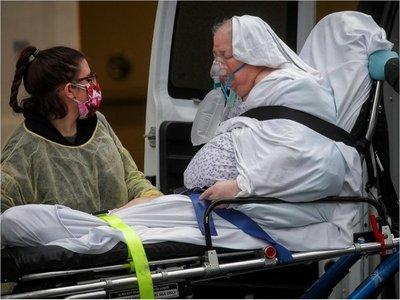 Nueva York registra cifra más baja de muertes del mes y perfila su reapertura