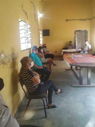 En plena pandemia rechazan ejecución presupuestaria 2019 del intendente de Fuerte Olimpo