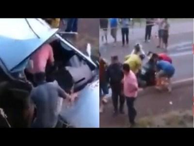 CONCEJAL DEPARTAMENTAL DENUNCIADO POR AGREDIR A BOMBEROS DE MARIA AUXILIADORA