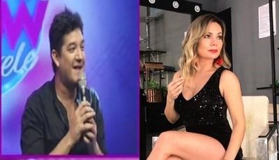 """El incómodo momento para Junior Roríguez en """"El Gran Show"""""""