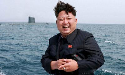 Medio norcoreano presenta una carta de Kim Jong Un como prueba de que sigue vivo
