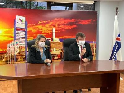 Denis Lichi, nuevo presidente de Petropar