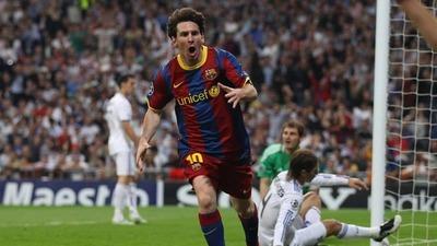 Uno de los mejores momentos de Messi, hace nueve años