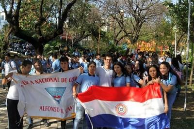 Gremios estudiantiles piden al senado interpelación de Petta