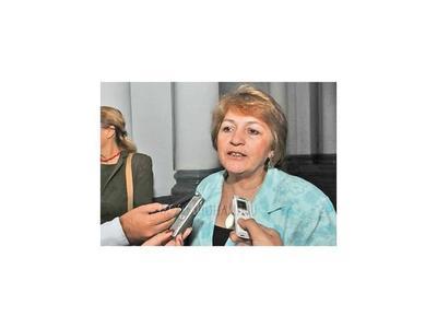 Gladys Cardozo, ex titular de la SEN, irá de nuevo a juicio