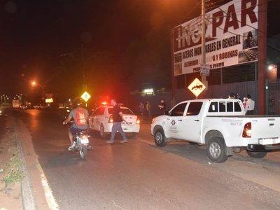 Mujer muere tras ser atropellada en Villa Elisa