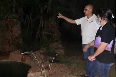 Cordillera: Allanan dos viviendas en busca de menor desaparecida
