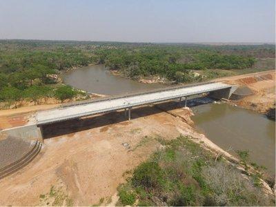 Gobierno Nacional habilita puente mixto en tramo Tacuatí
