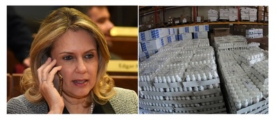 Diputada presenta denuncia contra IMEDIC por importación de medicamentos sin certificación de Salud Pública
