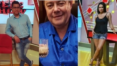 Rodolfo Friedmann quiere demandar al conductor deTeleshow y una panelista