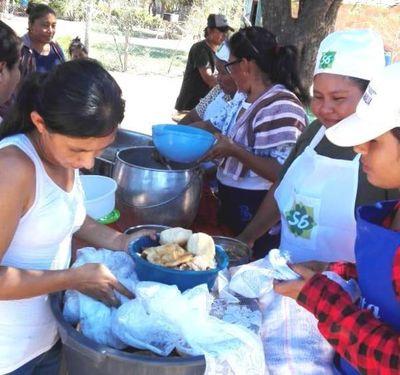 Guaraníes piden ayuda ante hambruna en el Chaco
