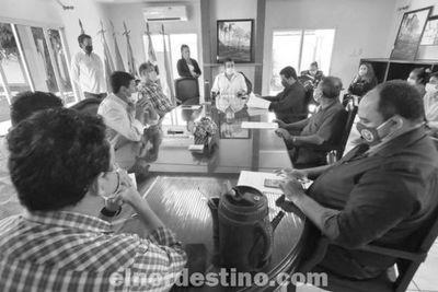Concejal Departamental de Amambay propone pedir urgente reapertura de frontera pedrojuanina al presidente Marito