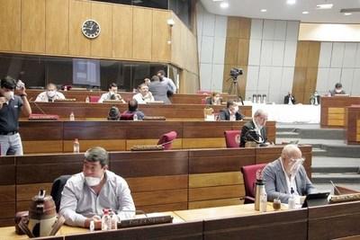 Diputados posterga estudio de proyecto para recortar salarios y beneficios en la función pública