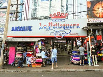 Comerciantes y empresarios de CDE procesados en Brasil.