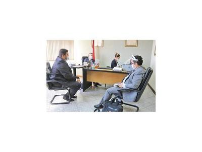 Defensa de diputado Cuevas apela rechazo de su libertad