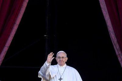 Papa Francisco pide a los países europeos afrontar el coronavirus «como hermanos»