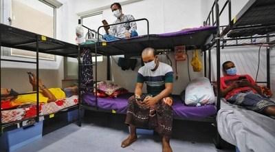 Singapur: El país que parecía mantener controlado el Covid-19