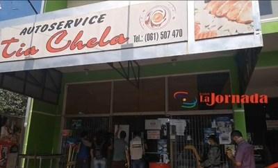 """Ciudad del Este: Fiscalía allanó local comercial de donde intendente Prieto adquirió """"víveres de oro"""""""