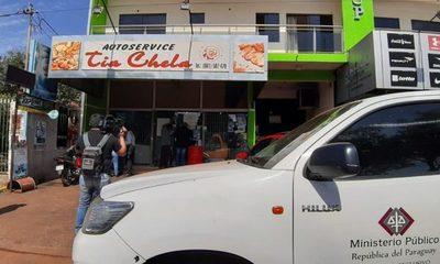 Allanan local que proveyó víveres a municipalidad de CDE