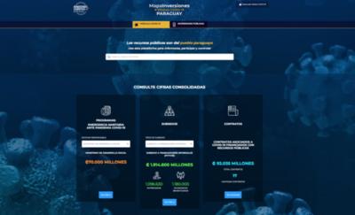 HOY / Plataforma web permitirá a la ciudadanía actuar como contralor del gobierno