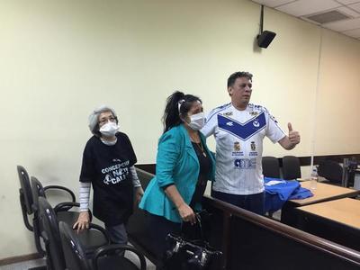 Caso Chilavert: Periodista sufrió tres atentados estando en prisión, hoy fue absuelto