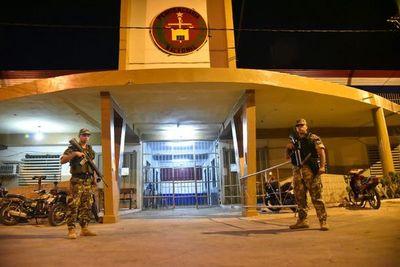 Controlan principio de incendio en el Penal de Tacumbú